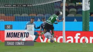Sporting CP, Jogada, Tiago Tomás aos 56'