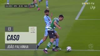 Sporting CP, Caso, João Palhinha aos 13'
