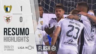I Liga (31ªJ): Resumo Flash FC Famalicão 1-0 Santa Clara