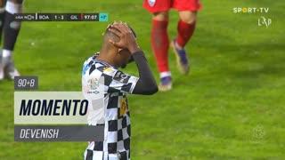 Boavista FC, Jogada, Devenish aos 90'+8'