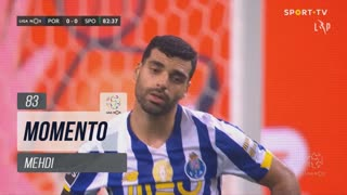 FC Porto, Jogada, Mehdi aos 83'