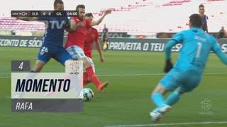 SL Benfica, Jogada, Rafa aos 4'