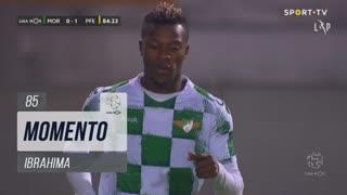 Moreirense FC, Jogada, Ibrahima aos 85'