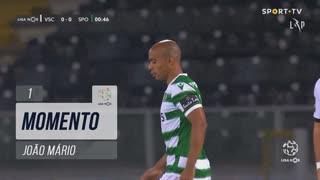Sporting CP, Jogada, João Mário aos 1'