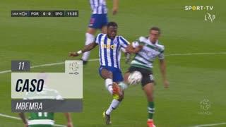 FC Porto, Caso, Mbemba aos 11'