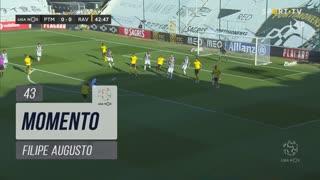 Rio Ave FC, Jogada, Filipe Augusto aos 43'