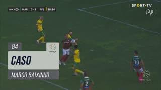 FC P.Ferreira, Caso, Marco Baixinho aos 84'