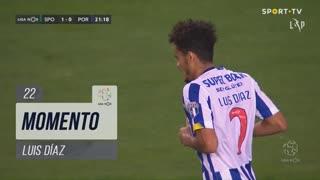 FC Porto, Jogada, Luis Díaz aos 22'