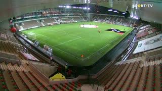 Marítimo M. x SL Benfica: Confere aqui a constituição das equipas!
