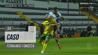 FC P.Ferreira, Caso, Fernando Fonseca aos 34'