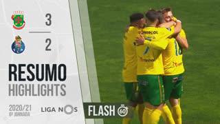 Liga NOS (6ªJ): Resumo Flash FC P.Ferreira 3-2 FC Porto