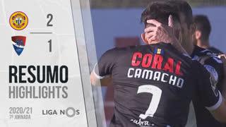 Liga NOS (7ªJ): Resumo CD Nacional 2-1 Gil Vicente FC