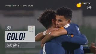 GOLO! FC Porto, Luis Díaz aos 59', Rio Ave FC 0-2 FC Porto