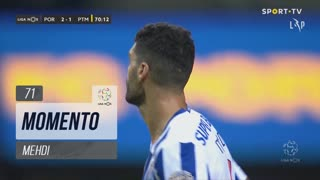 FC Porto, Jogada, Mehdi aos 71'