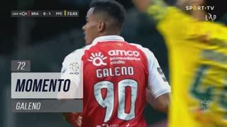 SC Braga, Jogada, Galeno aos 72'