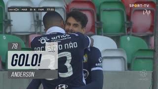 GOLO! FC Famalicão, Anderson aos 78', Marítimo M. 0-4 FC Famalicão