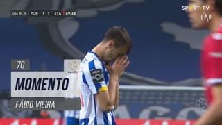 FC Porto, Jogada, Fábio Vieira aos 70'