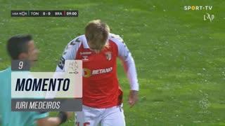 SC Braga, Jogada, Iuri Medeiros aos 9'