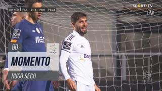 SC Farense, Jogada, Hugo Seco aos 80'