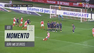 SC Braga, Jogada, Iuri Medeiros aos 69'