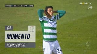 Sporting CP, Jogada, Pedro Porro aos 64'