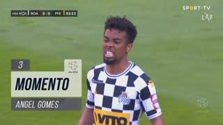 Boavista FC, Jogada, Angel Gomes aos 3'