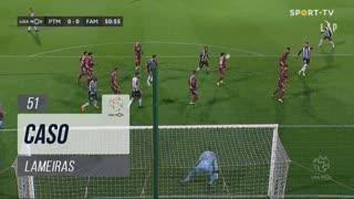 FC Famalicão, Caso, Lameiras aos 51'