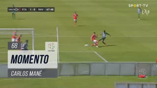 Rio Ave FC, Jogada, Carlos Mané aos 68'