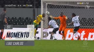 FC P.Ferreira, Jogada, Luiz Carlos aos 51'