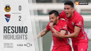 Liga NOS (25ªJ): Resumo Rio Ave FC 0-2 Gil Vicente FC