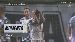 Sporting CP, Jogada, Jovane aos 40'