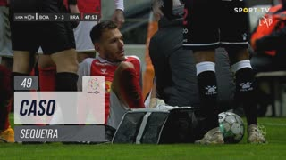 SC Braga, Caso, Sequeira aos 49'
