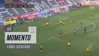Rio Ave FC, Jogada, Fábio Coentrão aos 64'