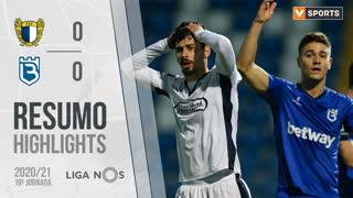 Liga NOS (19ªJ): Resumo FC Famalicão 0-0 Belenenses SAD