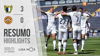 Liga NOS (33ªJ): Resumo FC Famalicão 3-0 CD Nacional