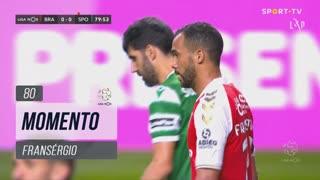 SC Braga, Jogada, Fransérgio aos 80'