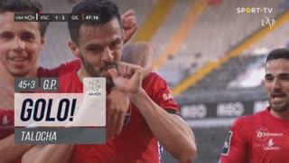 GOLO! Gil Vicente FC, Talocha aos 45'+3', Vitória SC 1-3 Gil Vicente FC