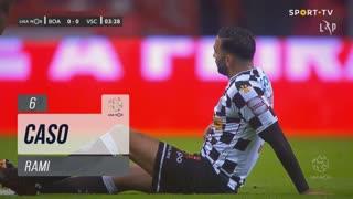 Boavista FC, Caso, Rami aos 6'