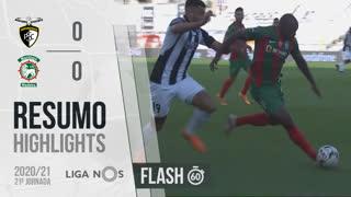 Liga NOS (21ªJ): Resumo Flash Portimonense 0-0 Marítimo M.