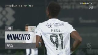 FC Famalicão, Jogada, Heri aos 79'