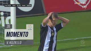 CD Nacional, Jogada, V. Koziello aos 35'