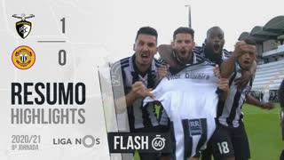 I Liga (8ªJ): Resumo Flash Portimonense 1-0 CD Nacional