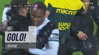 GOLO! Sporting CP, Jovane aos 90', CD Nacional 0-2 Sporting CP