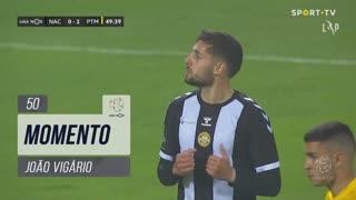 CD Nacional, Jogada, João Vigário aos 50'