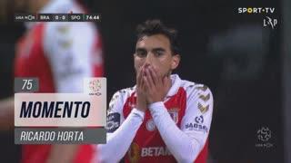 SC Braga, Jogada, Ricardo Horta aos 75'