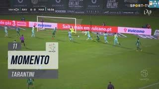 Rio Ave FC, Jogada, Tarantini aos 11'