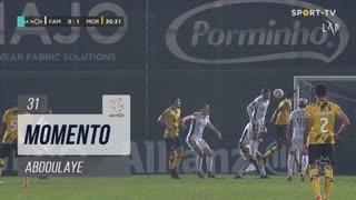 Moreirense FC, Jogada, Abdoulaye aos 31'