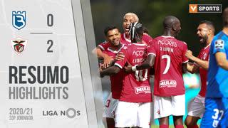 Liga NOS (33ªJ): Resumo Belenenses SAD 0-2 Santa Clara