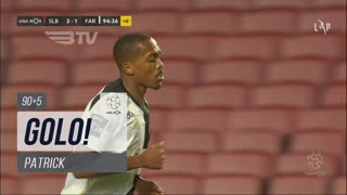GOLO! SC Farense, Patrick aos 90'+5', SL Benfica 3-2 SC Farense