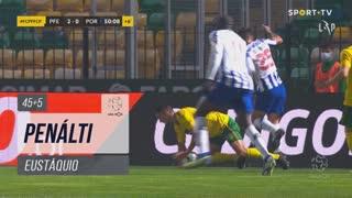 FC P.Ferreira, Penálti, Eustáquio aos 45'+5'